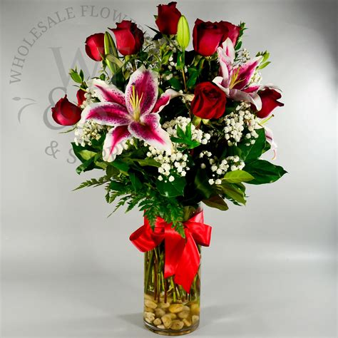 Wholesale Flowers Vases by 18 Quot X 8 Quot Glass Cylinder Vase Wholesale Flowers And Supplies