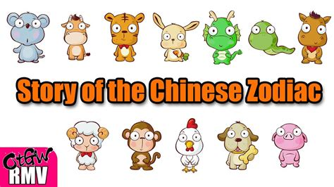 new year zodiac animal order story of the zodiac