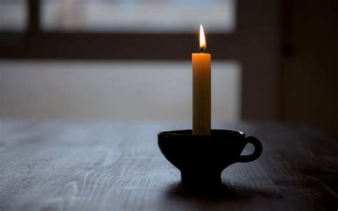 Candle Table by Candle Table Up Photo Wallpaper 1680x1050 21182