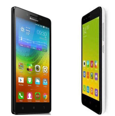 Lenovo A6000 Vs Xiaomi Redmi 2 Perbandingan Lenovo A6000 Vs Xiaomi Redmi 2