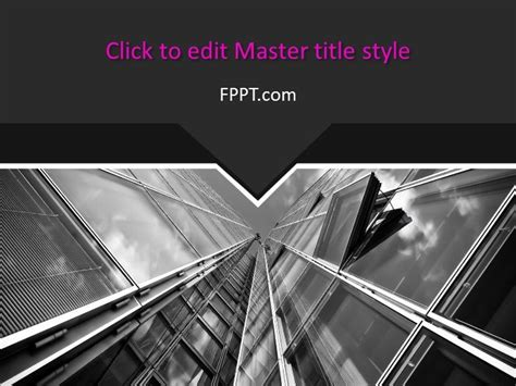 Free Architecture Powerpoint Template Free Powerpoint Templates Architecture Powerpoint Templates