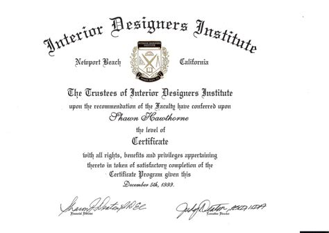 bachelors degree interior design home design