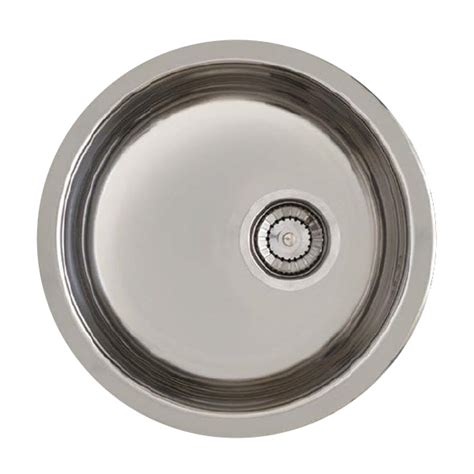 Evier Rond Inox by 201 Vier Rond Sous Plan Quartz 1 Bac 216 38 Brico Chemin 233 E