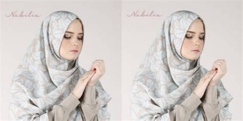 Nabila Set Syari house of nabilia dress syar i nuansa pastel co id
