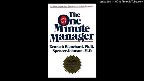 Book Report In One Minute Manager by Fast Effective Leadership The One Minute Manager Book