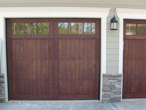 residential garage doors doors by nalley