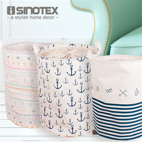Foldable Laundry Basket Large Covered Waterproof Clothes Covered Laundry