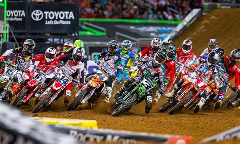 ama motocross calendar ama sx 2018 energy supercross calendar revealed