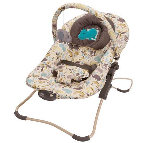 cosco baby swings cosco super safari nature sounds folding baby bouncer