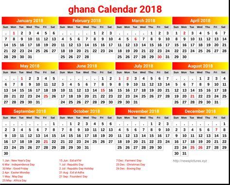 ghana calendar  qualads