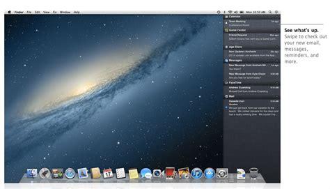 Resume Mac Os X Mountain by Apple Unveils Mac Os X 10 8 Mountain With Ios