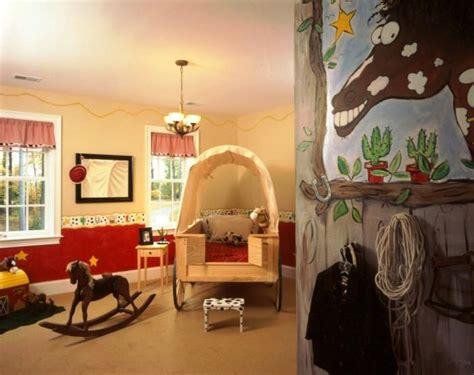 interesting cowboy themed kids bedroom rilane