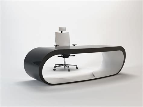 black and white desk black and white contemporary and office desk for
