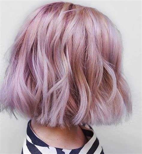 Bloude Dusty Pink blush smoke lilac by artist brookebent pulp riot