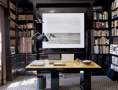 home office ideas for men dramatic masculine home office design ideas for men