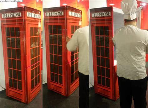 cabina telefonica inglese arredamento forum arredamento it frigo libera installazione rosso