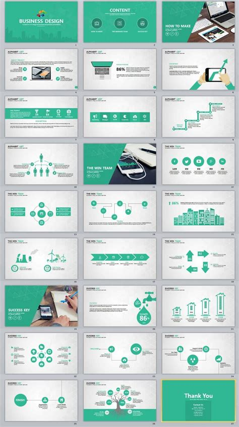 27 design business professional powerpoint templates