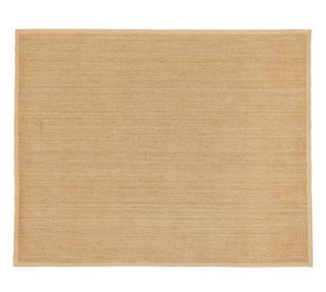 Pottery Barn Seagrass Rug Color Bound Seagrass Rug