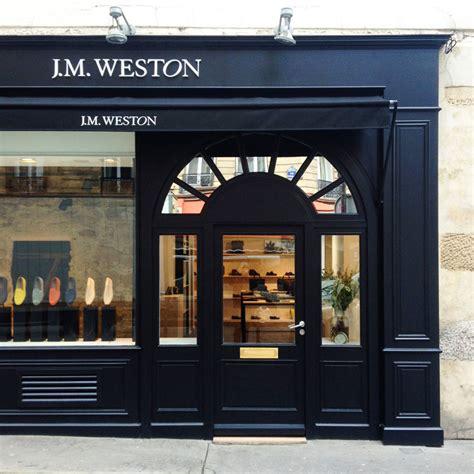 jm weston opens a new store in le marais history