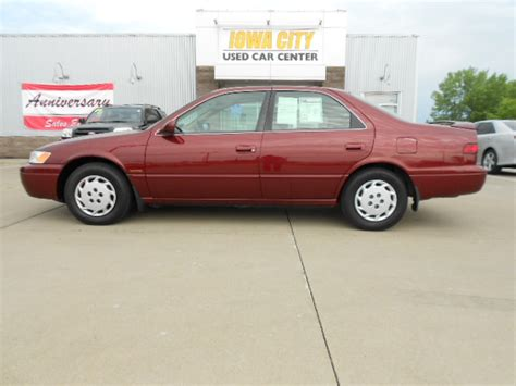 1999 Toyota Camry Tire Size Stock 1419421