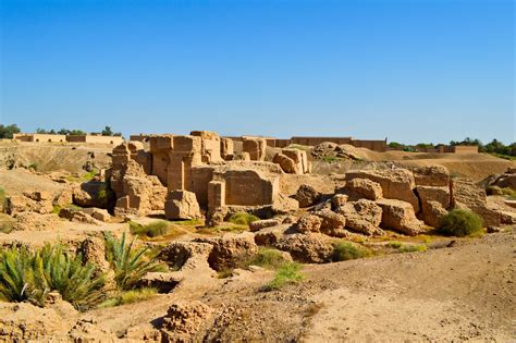 In Babylon visiting the ancient city of babylon ancient history et