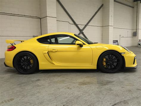 Porsche Cayman Used by Used 2016 Porsche Cayman Gt4 For Sale In Fife Pistonheads