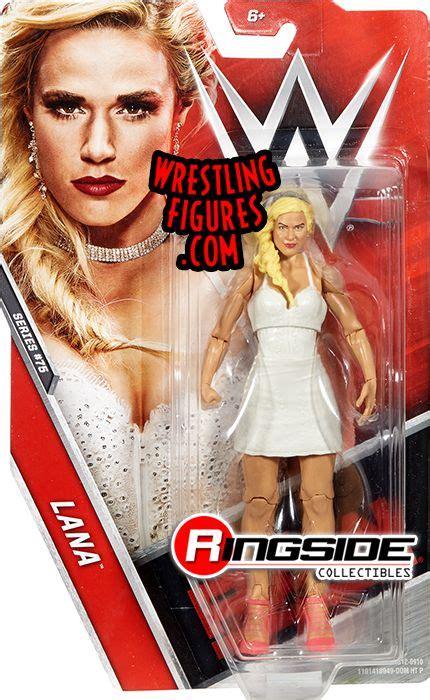 lana wwe series  wwe toy wrestling action figure