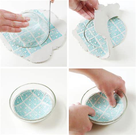 come creare un ladario fai da te creare un elegante ciotola fai da te con il das ispirando