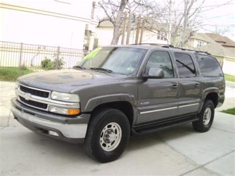 chevrolet suburban  lt  houston texas   autoptencom