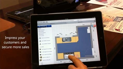 kitchen design software for ipad design a kitchen on an ipad with my room plan from articad