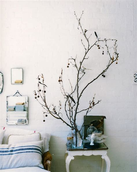 decorating with branches refresheddesigns global design australian simplicity