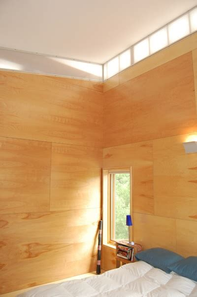Plywood Interior Wall Finish by Plywood For Walls And Floors Are A Great Idea Easy To