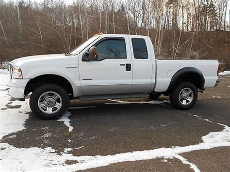 sell used 2005 ford f 350 sd lariat turbo diesel extended