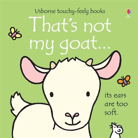 My Baby Book that s not my goat at usborne children s books