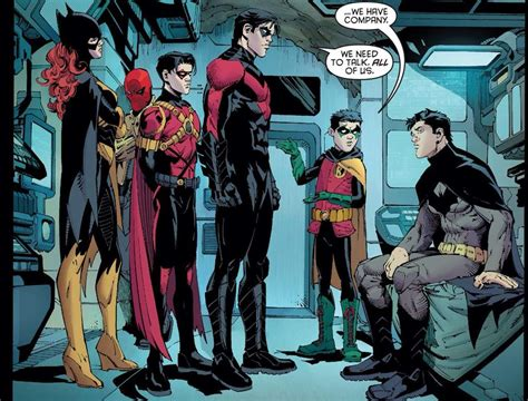 bat family the maniacal