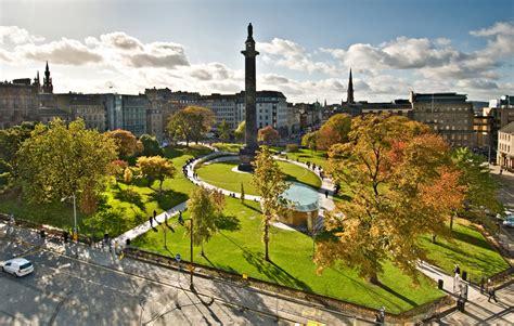 Landscape Architecture Edinburgh St Andrew Square By Gillespies Landscape Architects