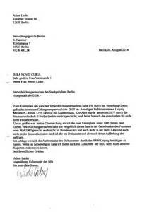 Ohne Bewerbung Berlin Vg 9 K 441 14 Adamlauks
