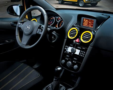 Wallpaper W005 Wallpaper Sticker Limited opel corsa edition technical details history photos on