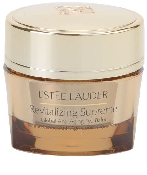 Estee Lauder Anti Aging est 233 e lauder revitalizing supreme global anti aging eye