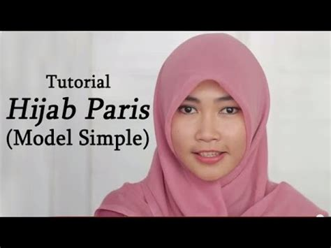tutorial hijab segi empat terbaru youtube tutorial hijab paris youtube tutorial hijab paris segi