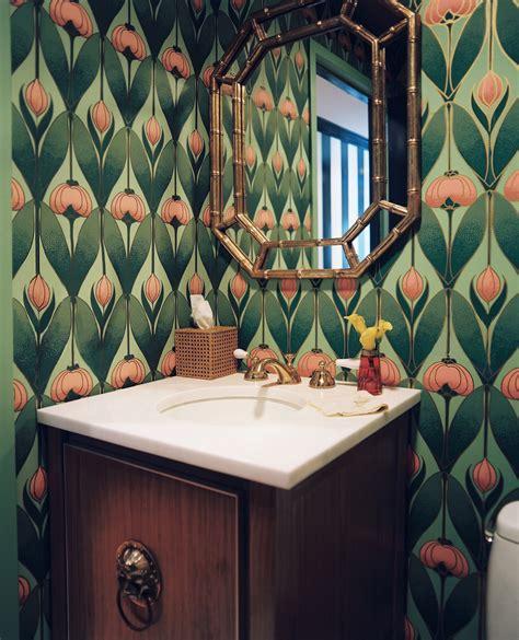 Powder Bathroom Ideas Best 25 Powder Room Wallpaper Ideas On Pinterest
