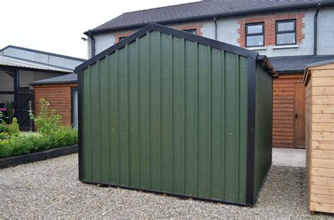 Non Wooden Garden Sheds Metal Sheds Gilmore S Garden Sheds Ni Metal Sheds