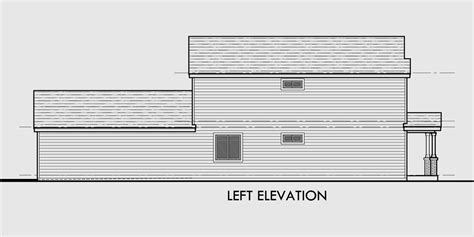 rear entry house plans house plans narrow lot rear entry garage