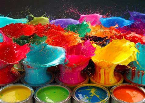 splashes of paint everywhere shopdotca colour