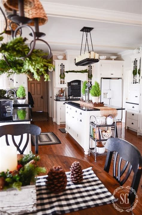 new kitchen lighting farmhouse style the turquoise home 14 fabulous farmhouse kitchens the turquoise home