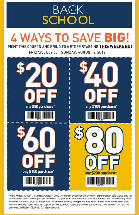 justice printable coupon august justice printable retail coupons mega deals and coupons