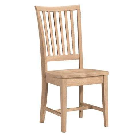 mission dining chairs mission dining side chair