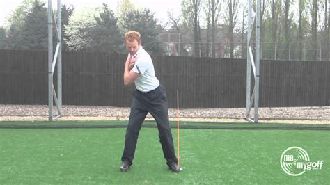 hips in the golf swing golf swing lower body power hip bump drill youtube