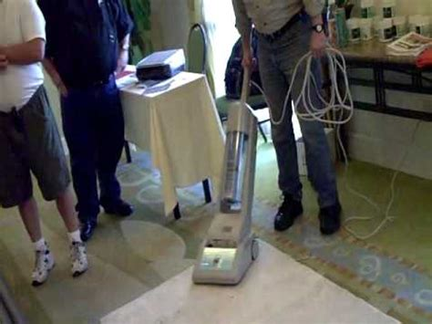 Vacuum Cleaner Amway mikeyfest 5 vacuum demo myth buster