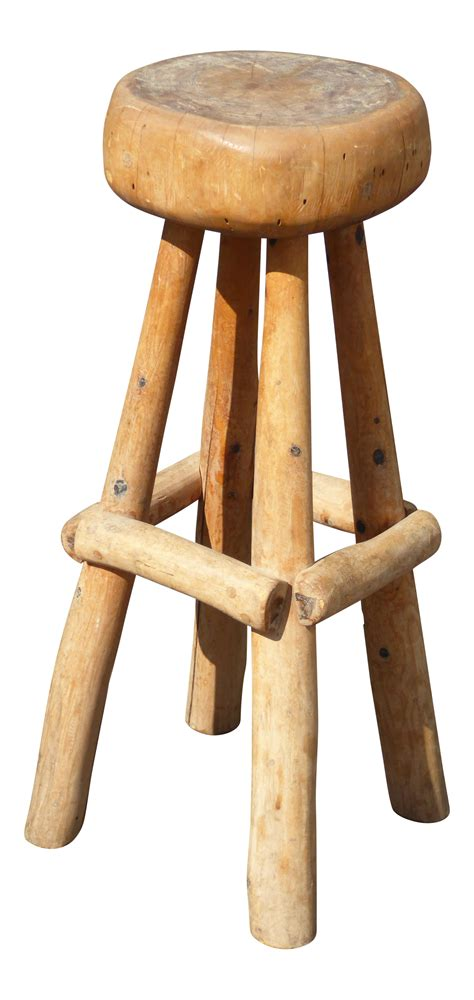 farmhouse bar stools farmhouse wooden bar stool chairish